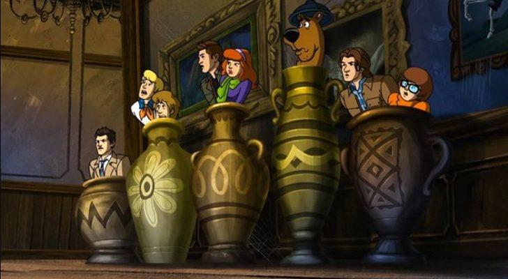 Sam y Dean Winchester viajan al universo de 'Scooby Doo' en el crossover con 'Sobrenatural'