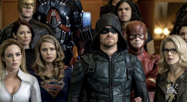 'Arrow', 'Flash', 'Supergirl' y 'Legends of Tomorrow'