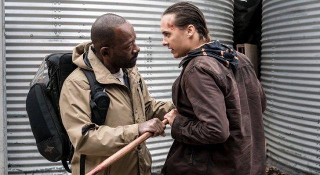 'The Walking Dead' y 'Fear the Walking Dead'