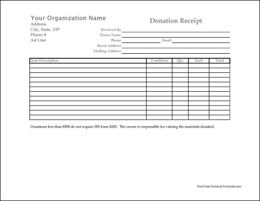 Donation Template. donation forms templates donation form template ...