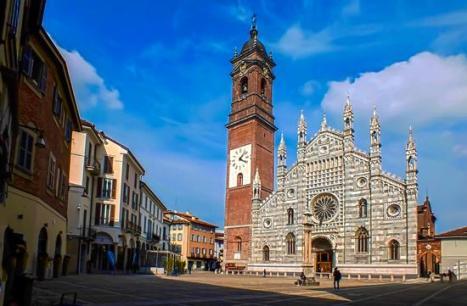 Campanile del Duomo - Monza
