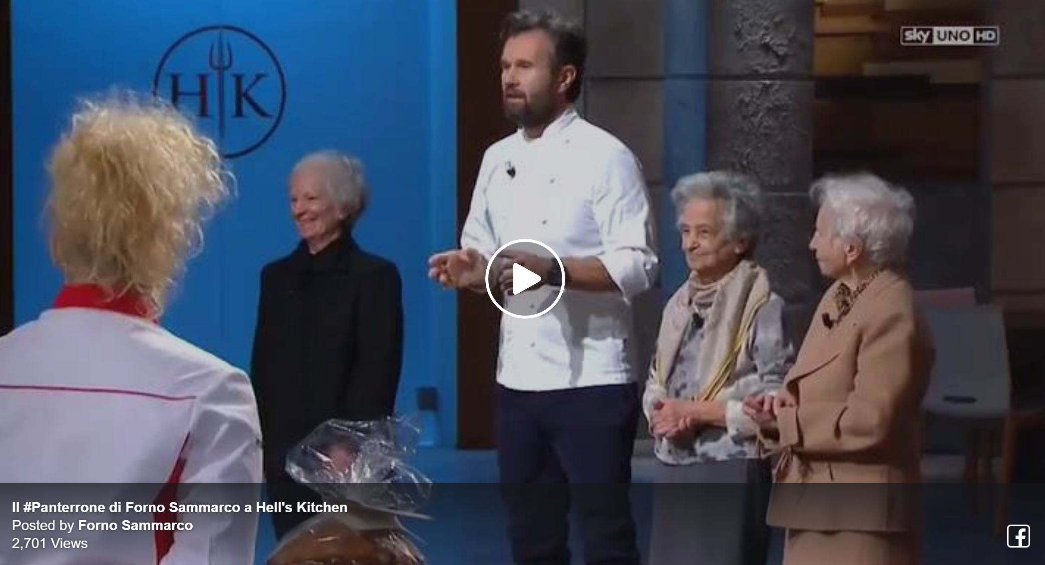 forno sammarco hells kitchen cracco