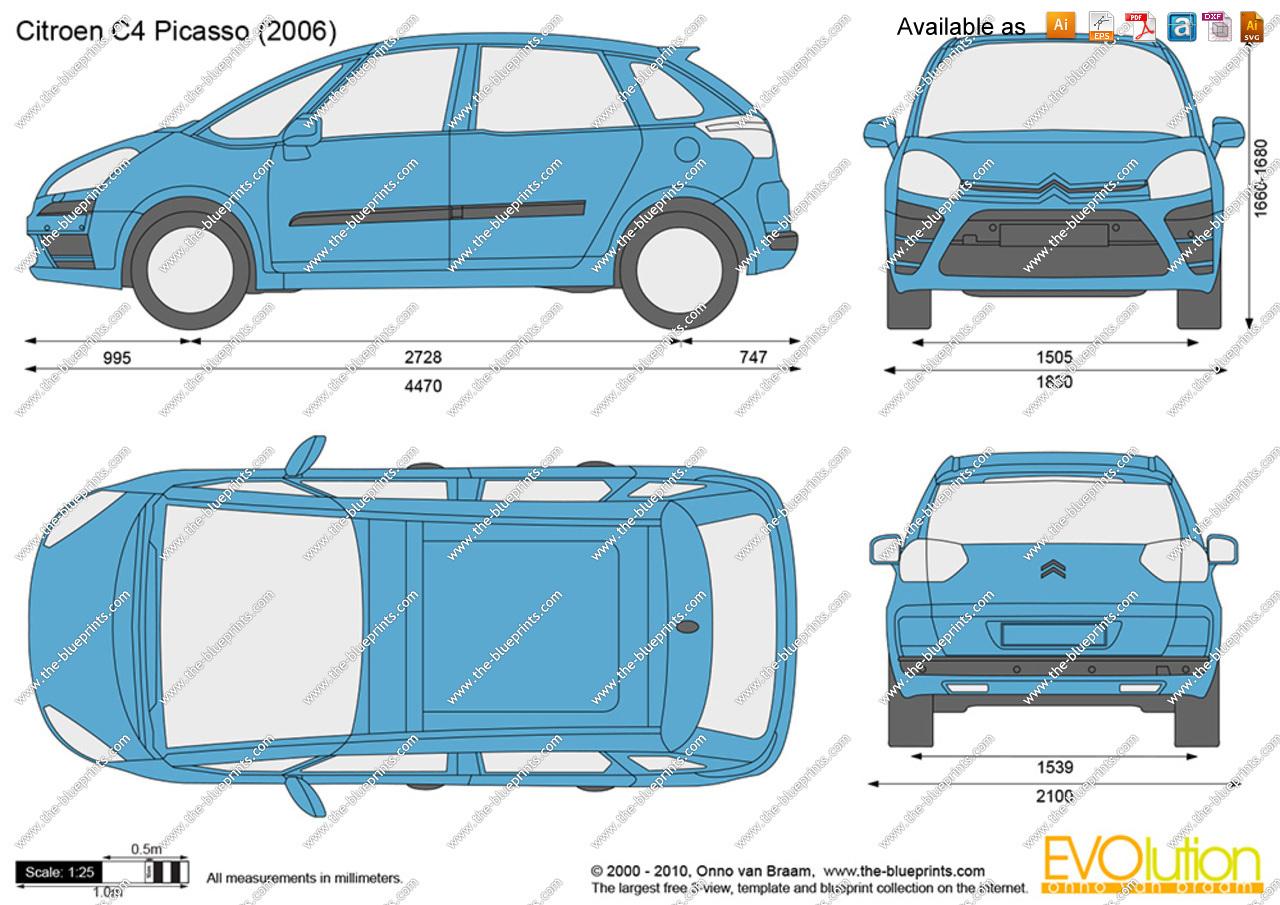 3ds Max Problemas Para Modelar Un Coche Citroen C4 Picasso