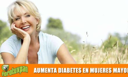 Aumenta Riesgo de Diabetes en Mujeres Mayores de 40 Años
