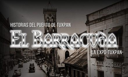 BARRACUDA EN LA EXPO TUXPAN