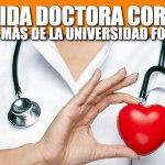 ¡Querida Doctora Corazón!