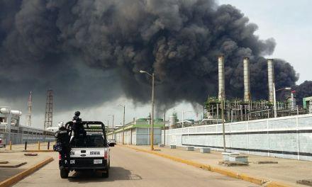 Coordina Fuerza Civil operativo de rescate tras explosión en la zona sur