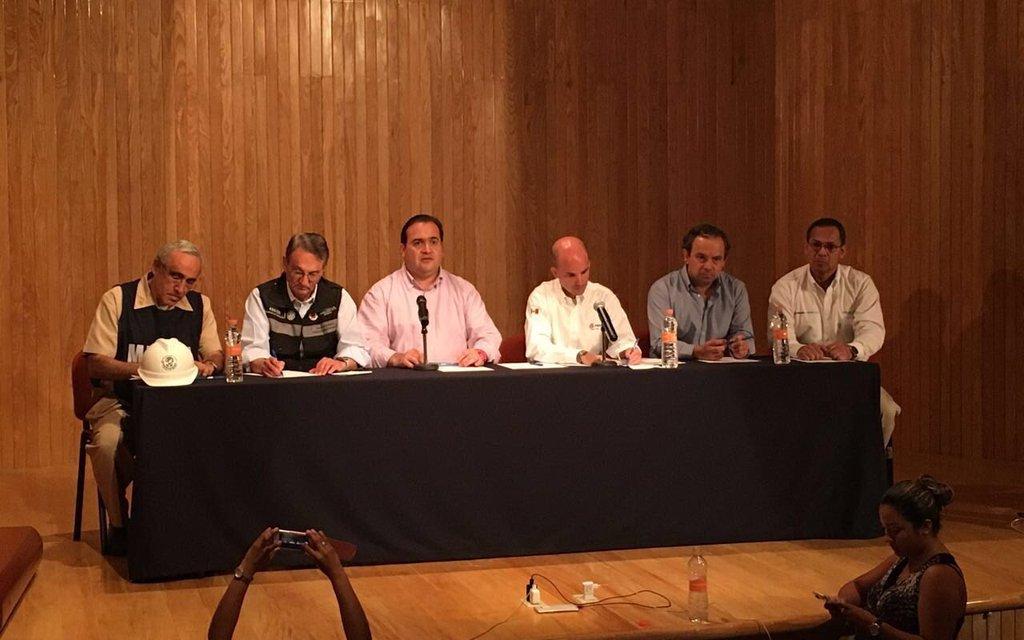 Tras explosión en Pajaritos, situación controlada: Gobernador