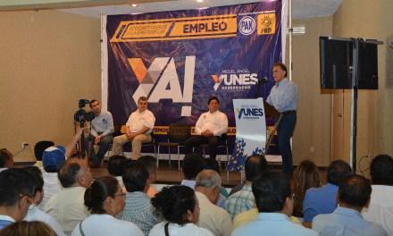 Orizaba, Córdoba y todo el centro de Veracruz serán nuevamente motores de la economía veracruzana: Miguel Ángel Yunes Linares
