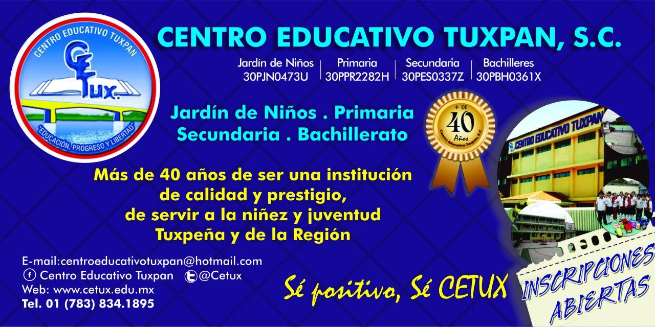 Centro Educativo Tuxpan