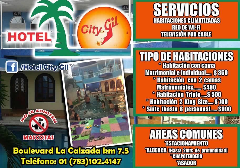 Hotel City Gil