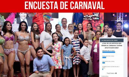 ENCUESTA DE CARNAVAL 2016