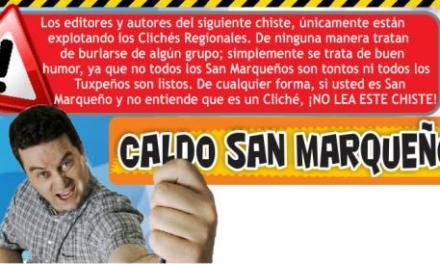 EL CALDO SAN MARQUEÑO