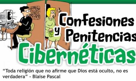 CONFESIONES Y PENITENCIAS CIBERNÉTICAS
