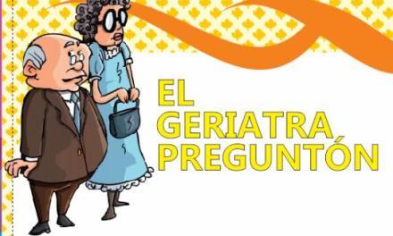 EL GERIATRA PREGUNTÓN