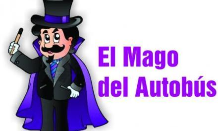 EL MAGO DEL AUTOBUS RADESA