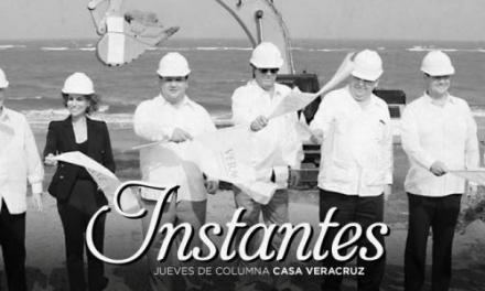 COLUMNA CASA VERACRUZ: INSTANTES