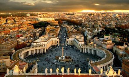 UN JARDINEÑO EN ROMA