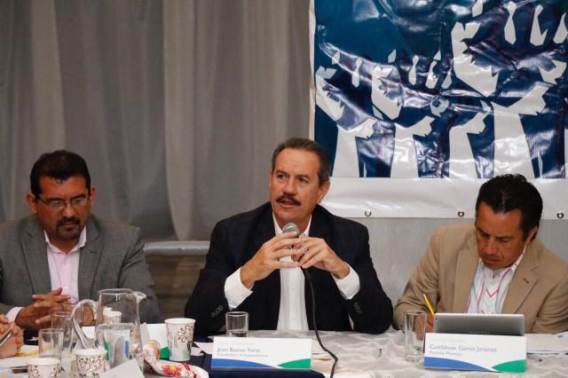 Juan Bueno Torio iniciará proceso para resarcir adeudo que tiene gobierno del Estado con la UV
