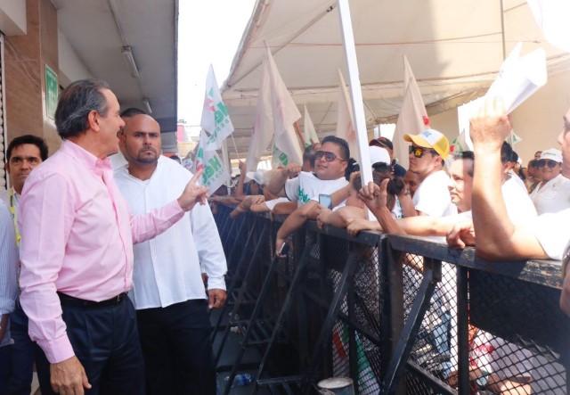 Propone Juan Bueno Torio Secretaría de la Seguridad Ciudadana
