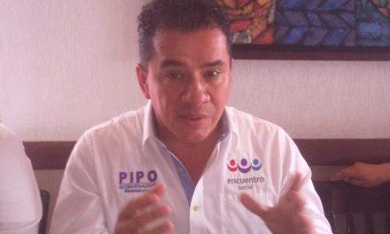 ELEMENTOS DE SEGURIDAD DEBEN VIGILAR LAS ELECCIONES; PIPO