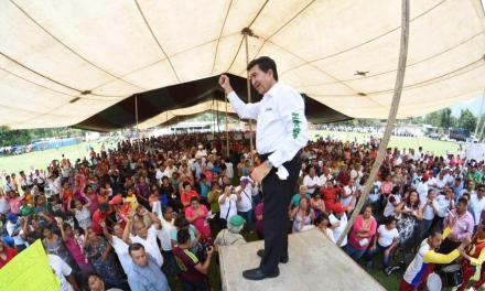 Quiero ser Gobernador para resolver los problemas de Veracruz: Héctor Yunes Landa