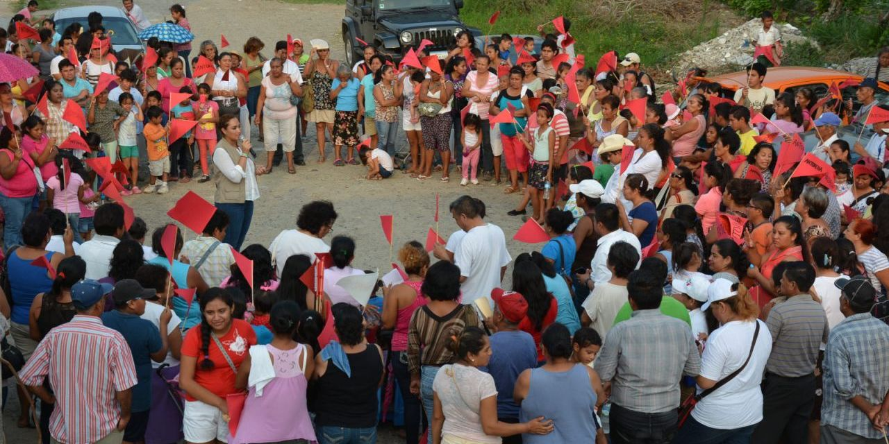 Se consolida Michelle Gustin en Tuxpan