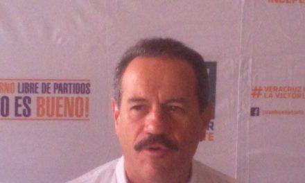 Dos años suficientes para poner orden en Veracruz, Bueno Torio