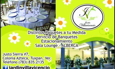 Jardin Villavicencio