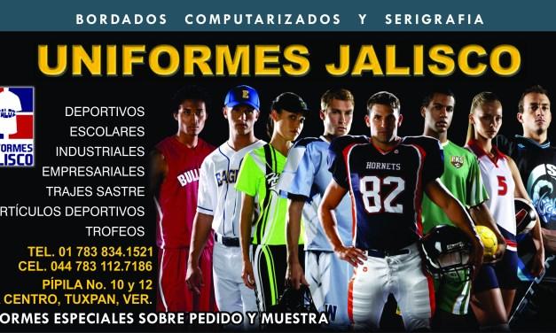 UNIFORMES JALISCO