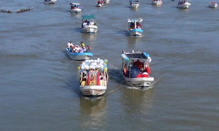 Pescadores celebraron a su Santo Patrono