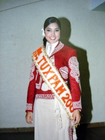 Cecilia Becerra Cantón 2003