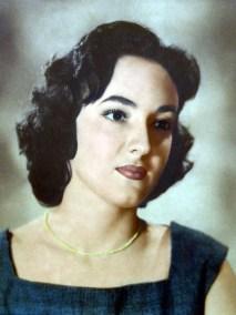 Francisca Ruiz Jimenez 1957