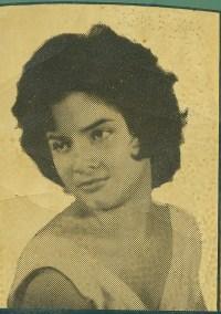 Milagro Crespo Flores 1961