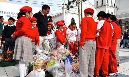 Tuxpeños se solidarizan con el pueblo tarahumara