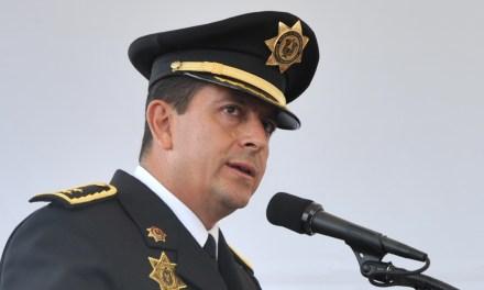 Presenta su renuncia al cargo el titular de la Secretaría de Seguridad Pública Estatal