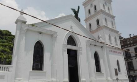 """Todo listo para festejar a """"Nuestra Señora de la Asunción"""" patrona de los Tuxpeños"""