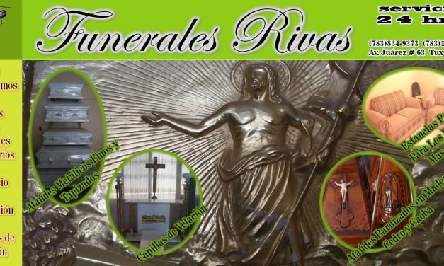 FUNERALES RIVAS
