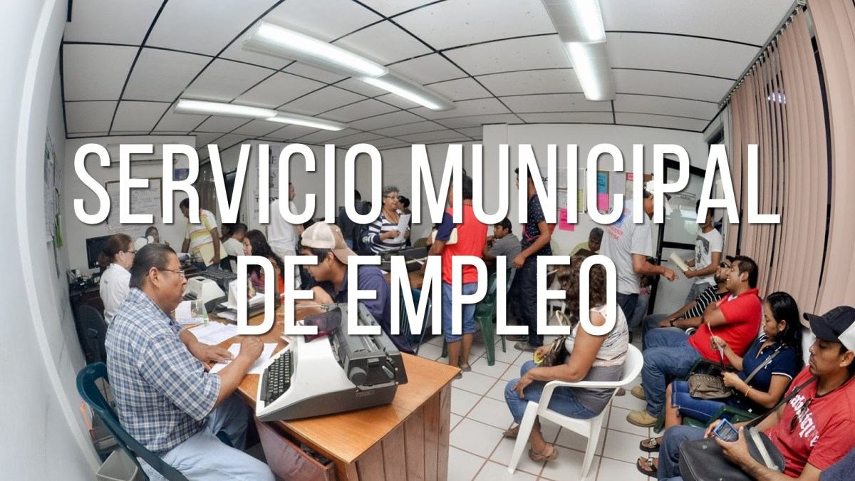 Servicio Municipal de Empleo - Bolsa de Trabajo