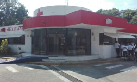 Gobierno del Estado adeuda 500 mil pesos a la Cruz Roja Tuxpan