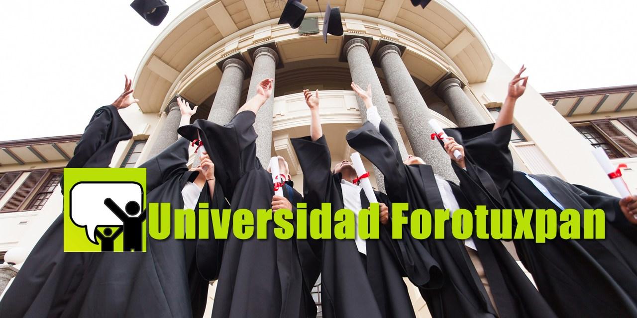 La Universidad Forotuxpan anuncia su nueva carrera en: MAESTRÍA EN GERENCIA ETÍLICA