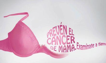 DIF Tuxpan promueve campaña de prevención y atención de Cáncer de Mama