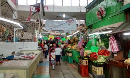 6 MDP para rehabilitación del Mercado Municipal