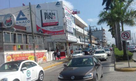 Exitoso arranque del Buen Fin en Tuxpan