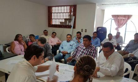 Everardo Gustin  busca la alcaldía por la vía Independiente