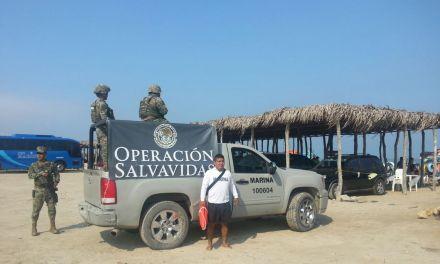 """SEMAR pone en marcha operativo salvavidas """"Invierno 2016"""""""
