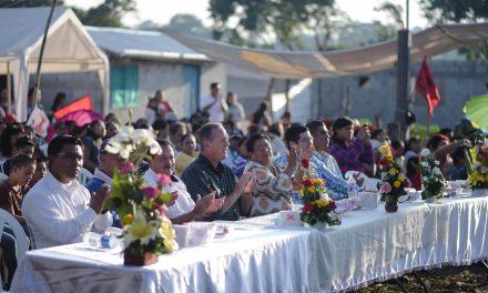 Ayuntamiento de Tuxpan hace Realidad el Acceso a la Energía Eléctrica en Fraternidad Antorchista