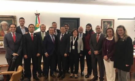 Respalda Cesar Camacho Quiroz a diputados federales priistas veracruzanos