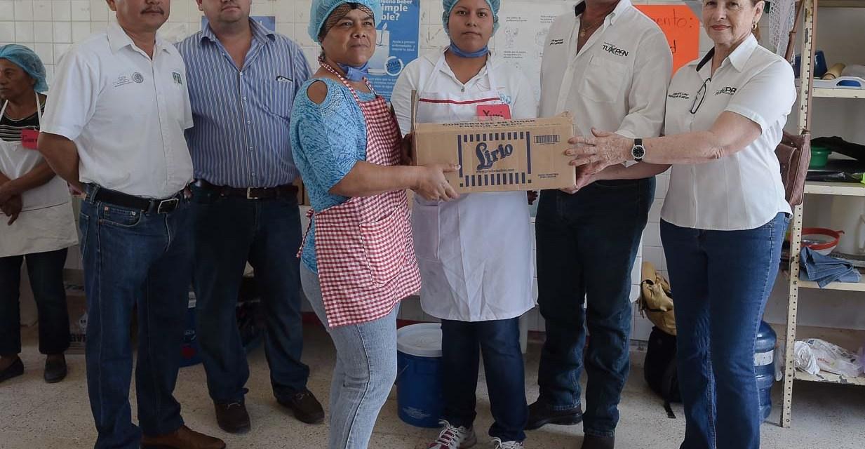 Impulsa Ayuntamiento de Tuxpan, Capacitación para el Autoempleo