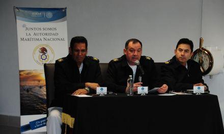 Inicia transferencia de Capitanias de Puerto de la SCT a la SEMAR
